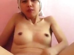 Masturbating after a bath