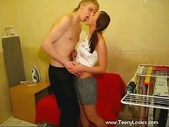 Home sex of teen couple